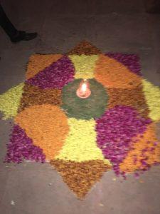 Moira Yelon flower yantra